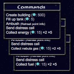 Pardus Move Resource Link Screenshot